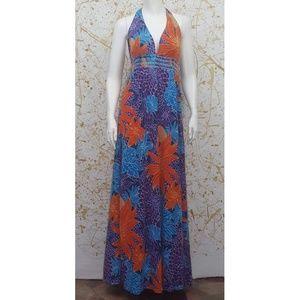 Moda International halter maxi dress size XL